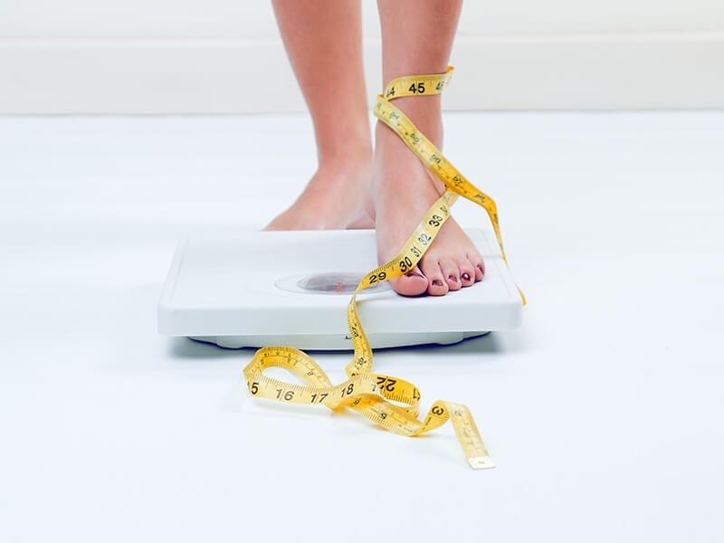 Controle do peso antes e depois da cirurgia plástica