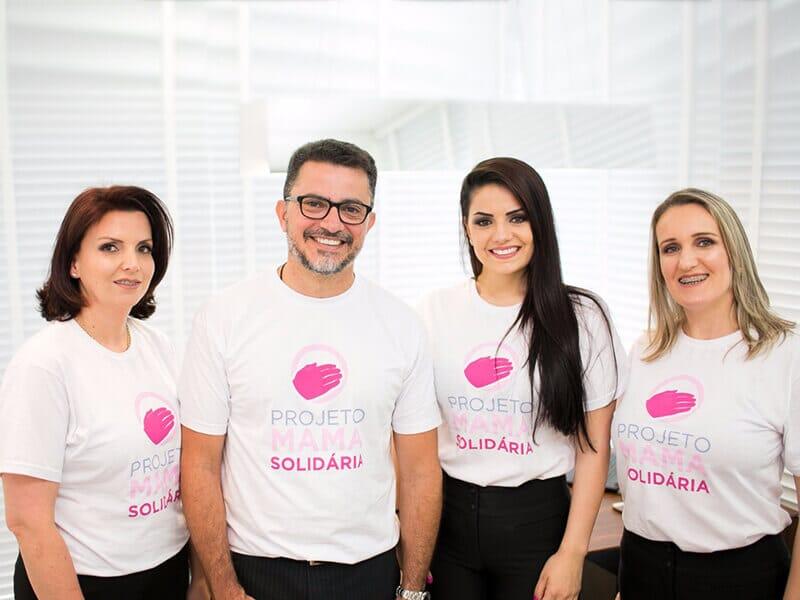 Projeto Mama Solidária ajuda mulheres com câncer de mama em SC
